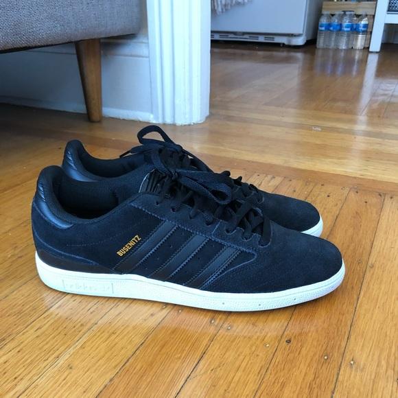 justa sala campeón  adidas Shoes | Black Adidas Busenitz Lights | Poshmark